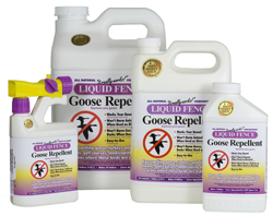 Deer Repellent and other Natural Animal Repellents from Liquid Fence